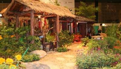小巧的庭院景观设计,美得让人挪不开眼了!