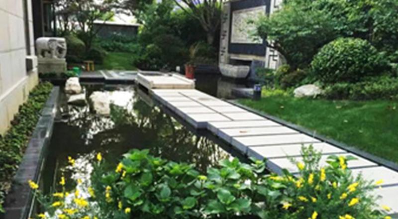 上海棕榈泉花园设计