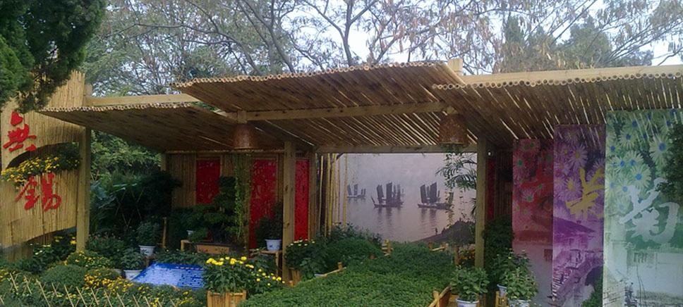 2011年第十届中国(开封)菊花展展架